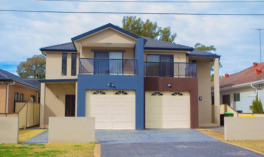 Duplex Design Sydney